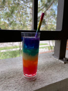 The Tabulous Rainbow, Plushie-Sized Drink, Fake Drink