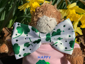 """Lucky Plushie"" Sparktacular Bow Tie"