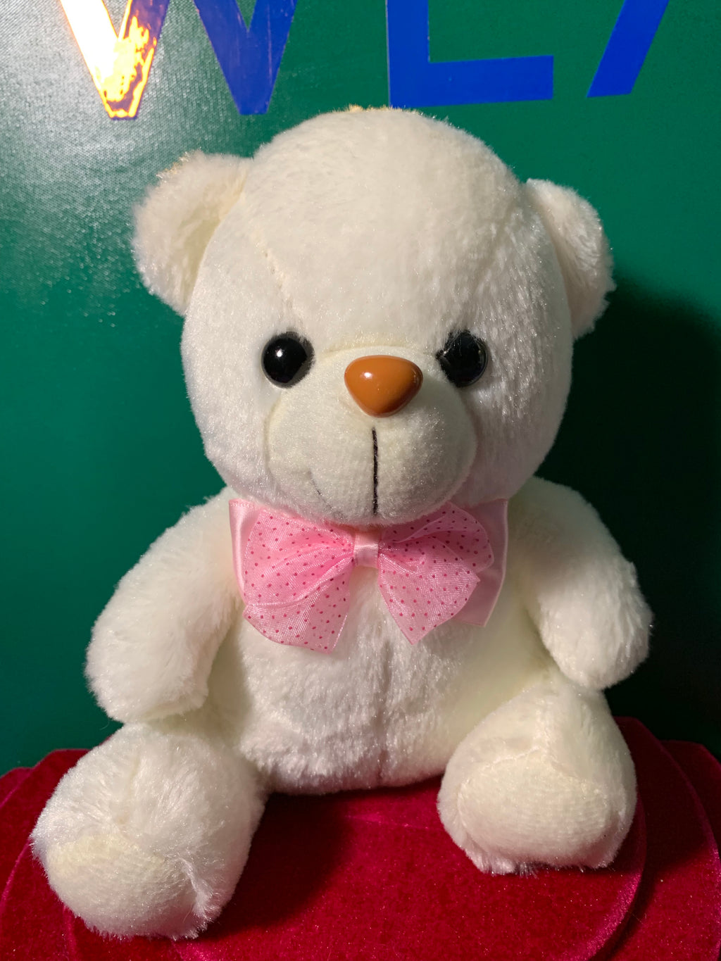 Jomaa, Teddy Bear
