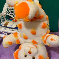 Charlotte, BAB Candy Corn Teddy Bear
