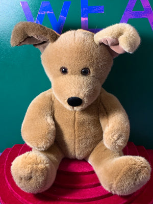 Ayden, Brown Build-a-Bear Dog