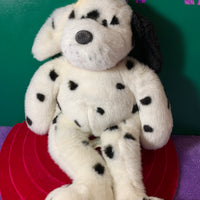 Riella, Black & White Build-a-Bear Dalmation