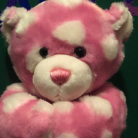 Smooch, Pink BAB Teddy Bear