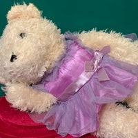 Belle, Brown Ballerina Teddy Bear