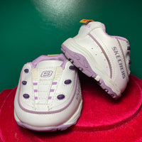 Tennis Shoes Skechers Purple & White - Build-a-Bear Resale