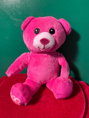 Boni, Small Build-a-Bear Teddy Bear, Adoptable