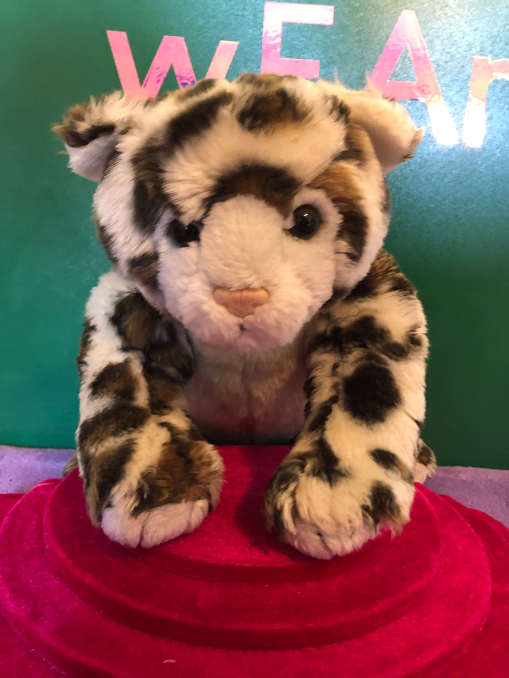 Myles, Build-a-Bear Leopard