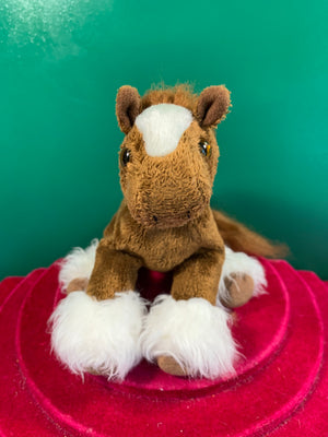 Perry, Horse Ty Beanie Babies