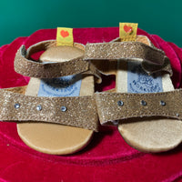 Gold Shoes - Build-a-Bear Resale
