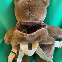 Taggart, Teddy Bear Backpack