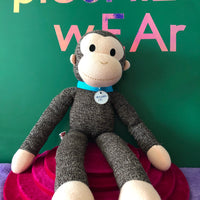Monkey-Jo, Curious George Monkey