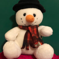 Snowy, Build-a-Bear Snowman
