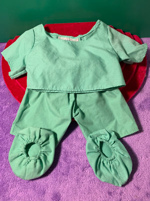 Doctor Scrubs Costume - Build-a-Bear Resale