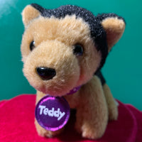 Teddy, Tiny German Shepherd Gund