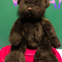 Camb, Brown Gund Teddy Bear