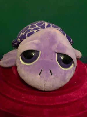 Dot, Purple Sea Turtle