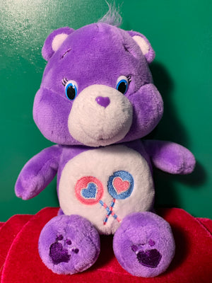 Lucy, Care Bear Share Bear