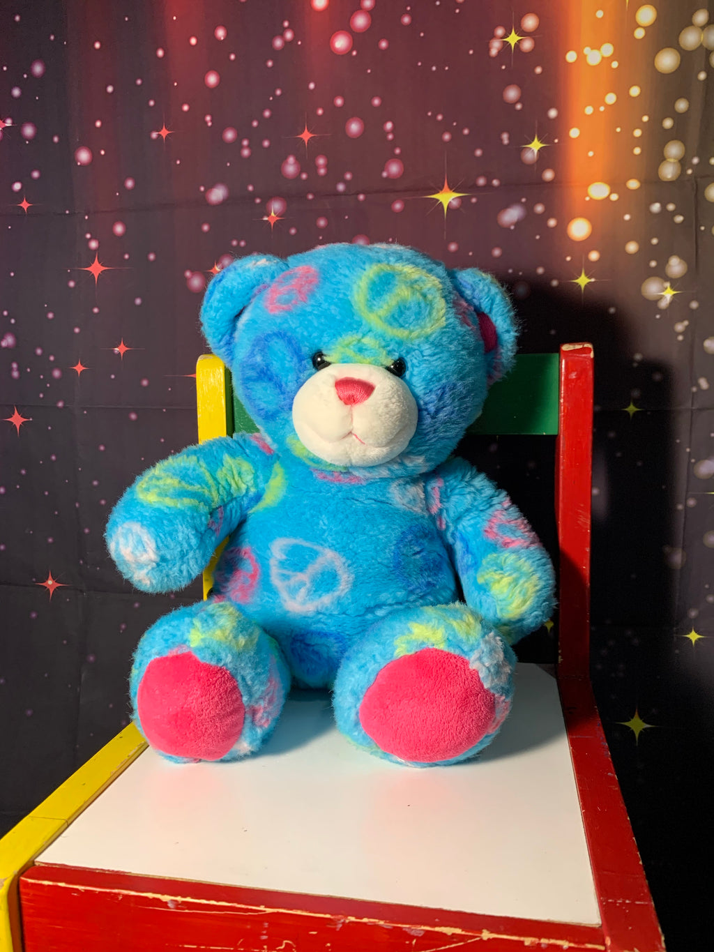 Casilly, Build-a-Bear Teddy Bear