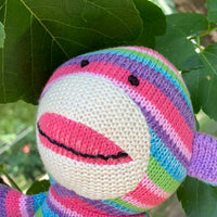 Lia, Sock Monkey