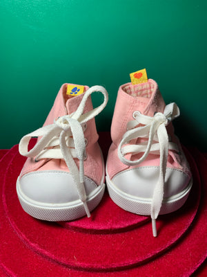 Pink Hi-top Tennis Shoes - Build-a-Bear Resale