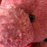Berrie, Pink Mauve-Colored Russ Teddy Bear