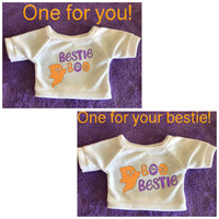 Bestie Boo & Boo Bestie Shirts - Two Shirt Deal (Hoodies Available)