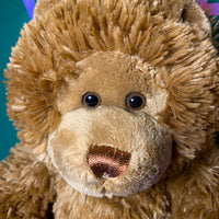 Daxie, Brown Build-a-Bear Teddy Bear
