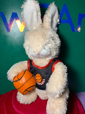Laker, Basketball Bunny