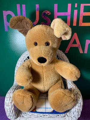 Arthur, Brown Build-a-Bear Dog