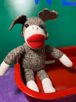 Holideer, Sock Monkey