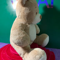 Churchhill, Build-a-Bear Teddy Bear