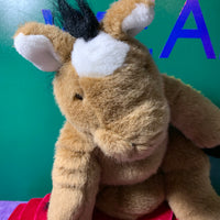 Antonito, Build-a-Bear Horse