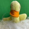"Dallas, Vintage Knickerbocker ""Animals of Extinction"" Duck, Adoptable"
