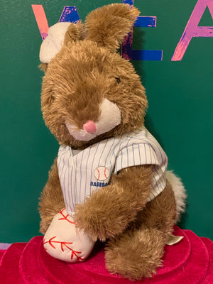 May, Baseball Bunny