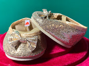 Gold Glittery Shoes - Build-a-Bear Resale