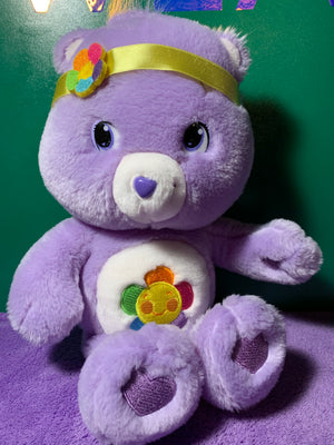Harmony, Care Bear Teddy Bear
