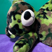 Hyder, Camo Build-a-Bear