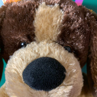 Burleigh, Brown Build-a-Bear Dog