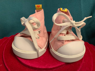 Pink Hi-top Shoes - Build-a-Bear Resale