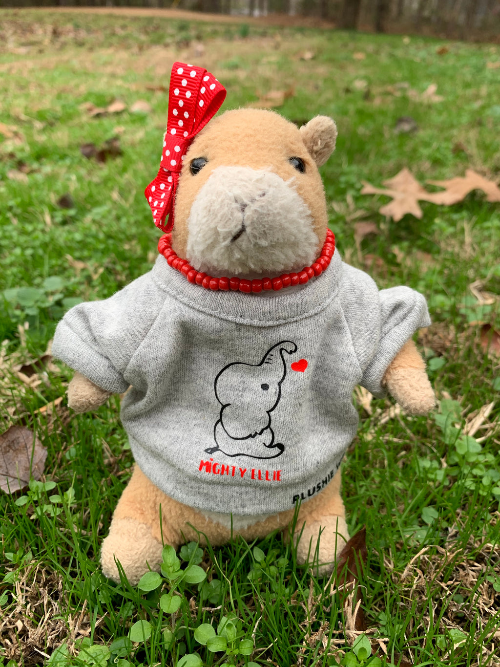 Mighty Ellie Plushie Shirt