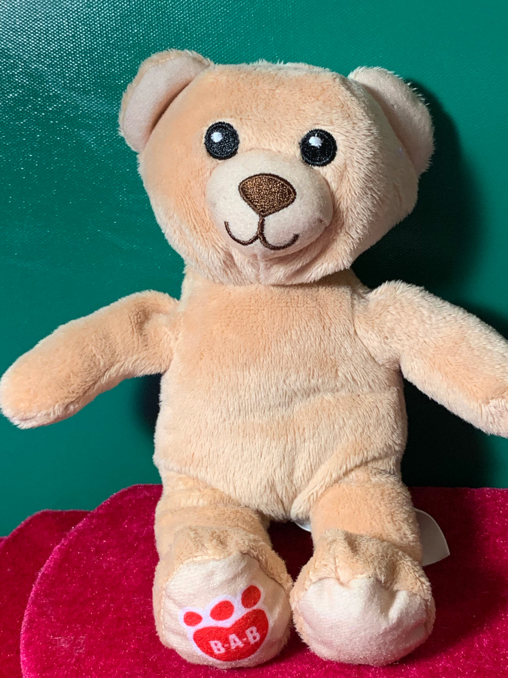 Olly, Build-a-Bear Tiny Teddy Bear