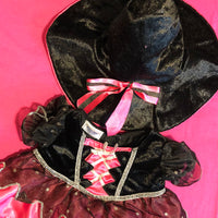 Witch Costume - Build-a-Bear Resale