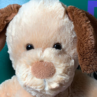 Roosevelt, Tan Build-a-Bear Puppy