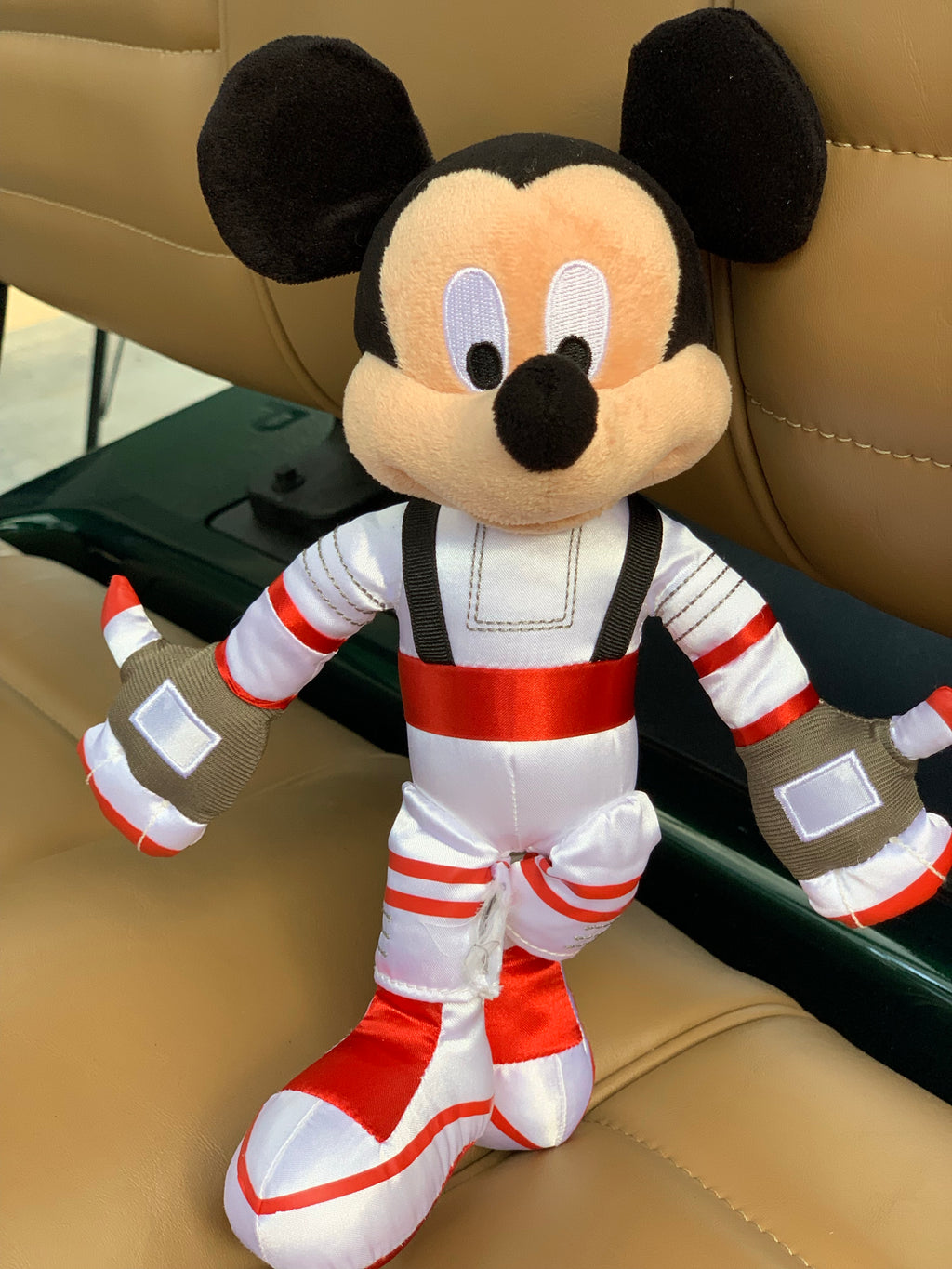 Mickey Mouse Astronaut, Disney