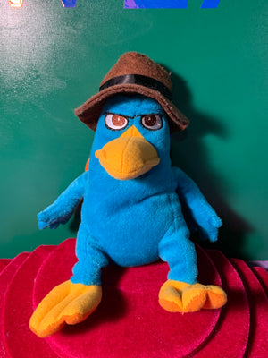 Perry, Blue Platypus, Disney