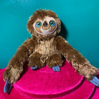 Snazzle, Brown Sloth