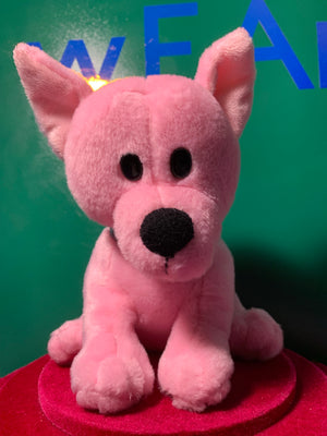 Jellia, Pink Puppy Dog