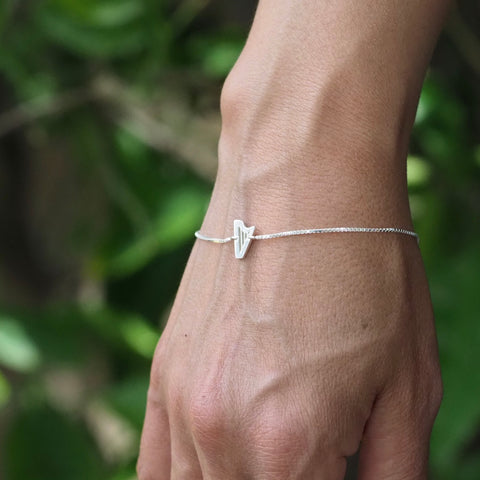 "NEW! ""20th Anniversary"" CLASSIC MINI-HARP BRACELET"