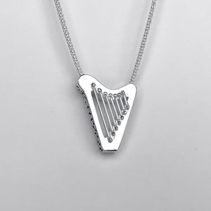 ALFREDO CLASSIC SLIDING HARP neckclace for MEN and WOMEN