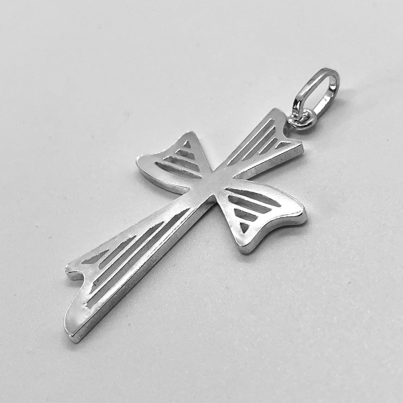 "NEW! ""20th Anniversary"" HARPS CROSS PENDANT"